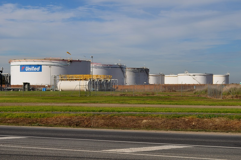 Industrial, United terminals, Hastings